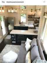 Incredible Tiny House Interior Design Ideas63