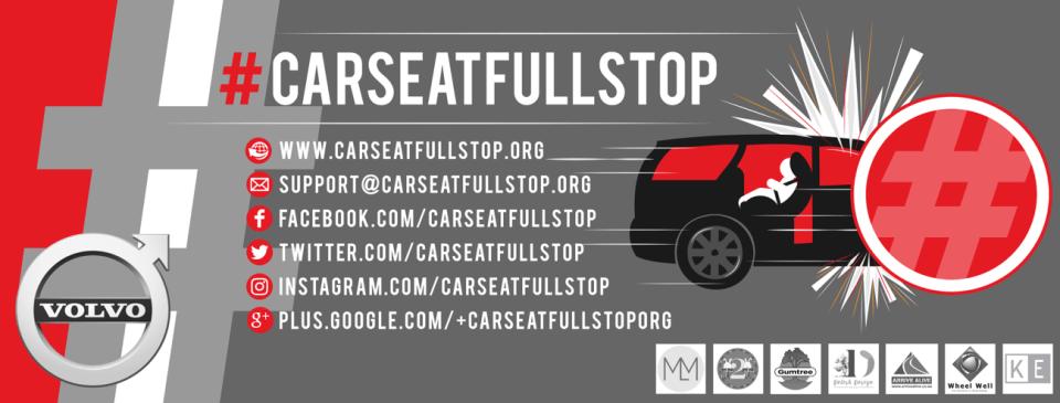 #CarseatFullstop