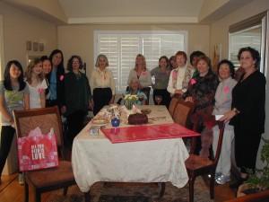 2010 March 27 Mallory+Nadia+Teresa+Margie+Chandra+Margaret+Marisa+Pamela+Olga+Linda+Theresa+Neva+Mary+Diane+Aline