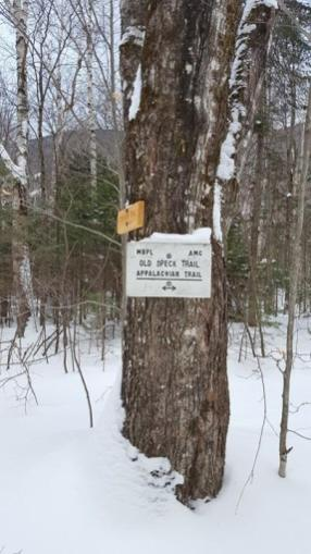 old-speck-trail-sign