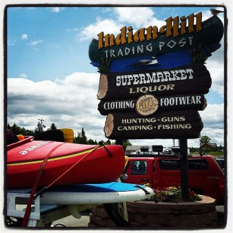 Don't forget to stop at Indian Hill Trading Post