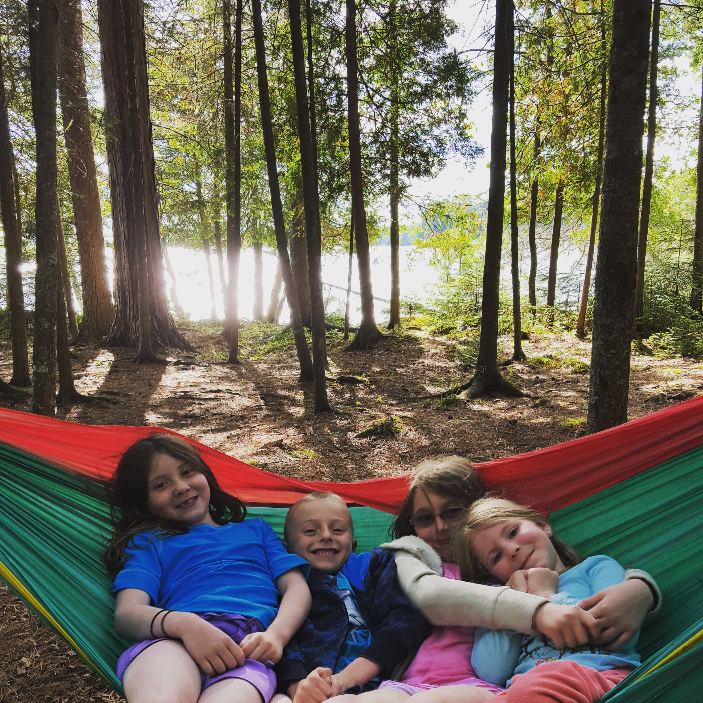 Beginner's Guide to Camping in Lily Bay State Park