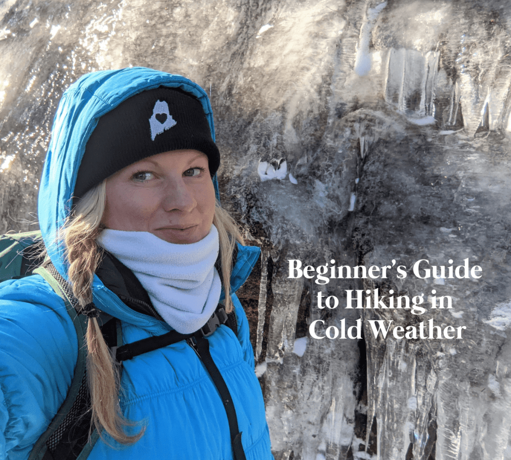 beginnners guide to hiking in cold weather