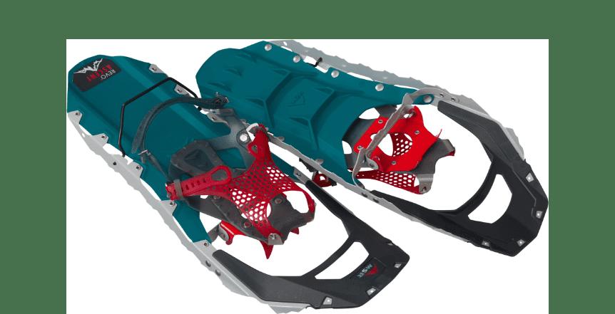 MSR Ascent snowshoes
