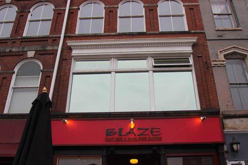 Blaze Bangor