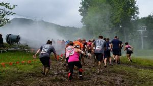 Hurricane Valley at the Tough Mountain Challenge