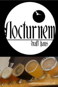 Nocturnem Draft House, Bangor, Downtown Bangor, Draft Haus, Beer Bar