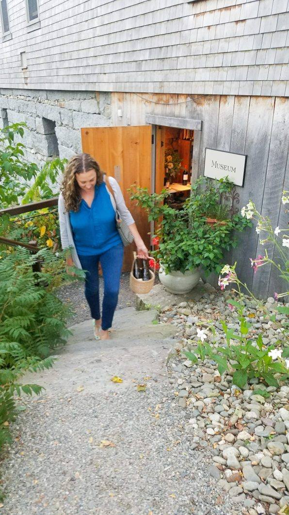 The Lost Kitchen, Freedom, Maine, Erin French, Best places to eat in Maine, James Beard Award Winners in Maine, fall in maine, fall in new england, how to get reservations at the lost kitchen, getting into the lost kitchen