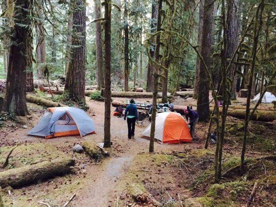 Ipsut Creek Campground