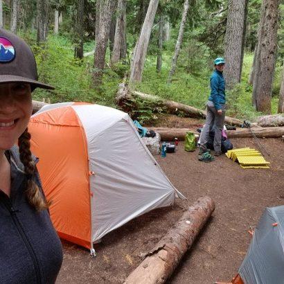 Cataract Valley Campsite
