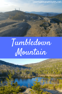 TumbledownMountain, maine