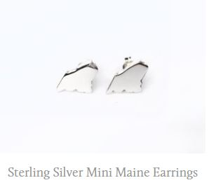 Watts in Maine Earrings