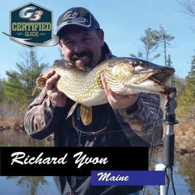 fishing in Maine