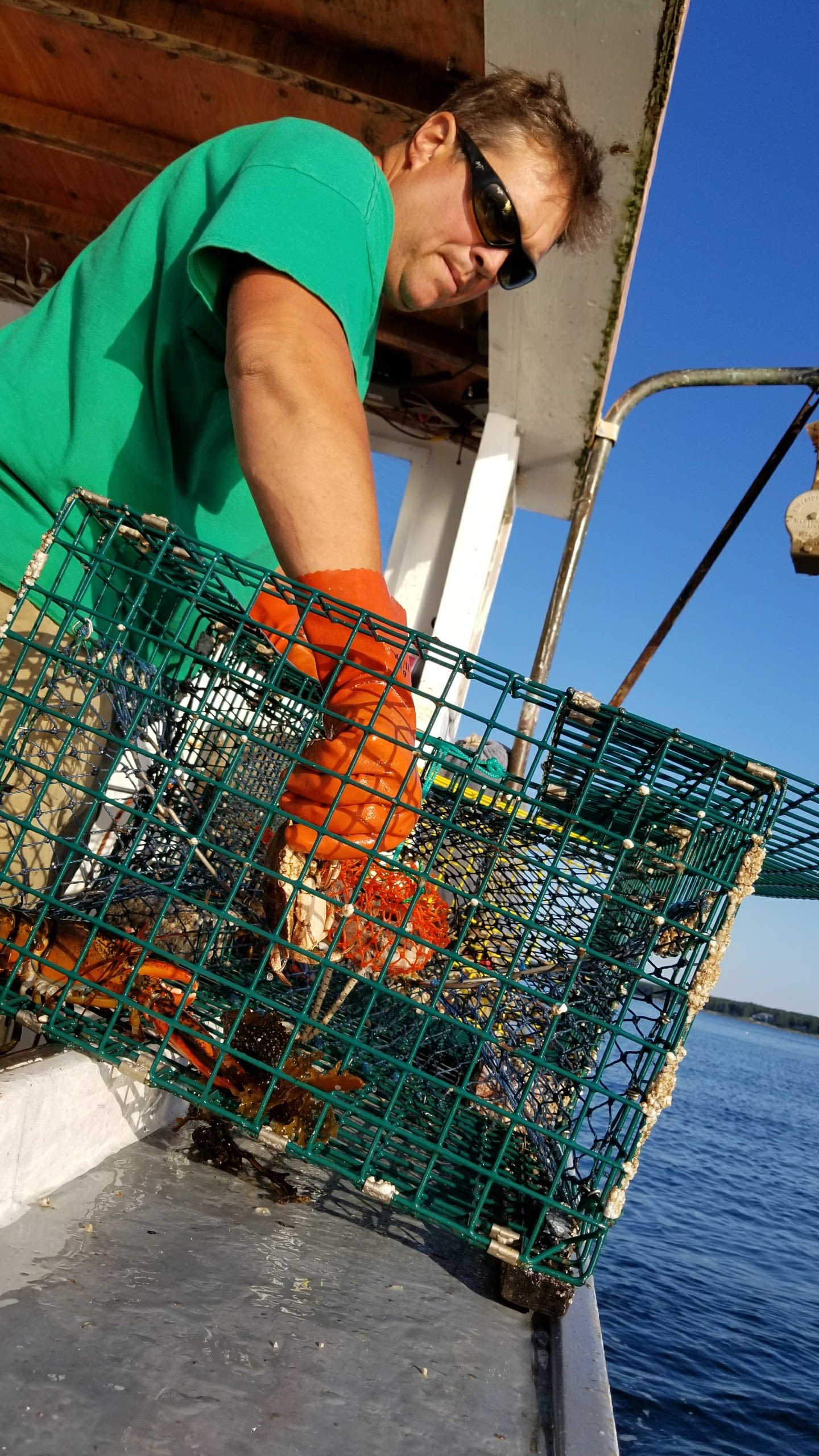 Acadia Lobster Cruise – A Maine Lobster Boat