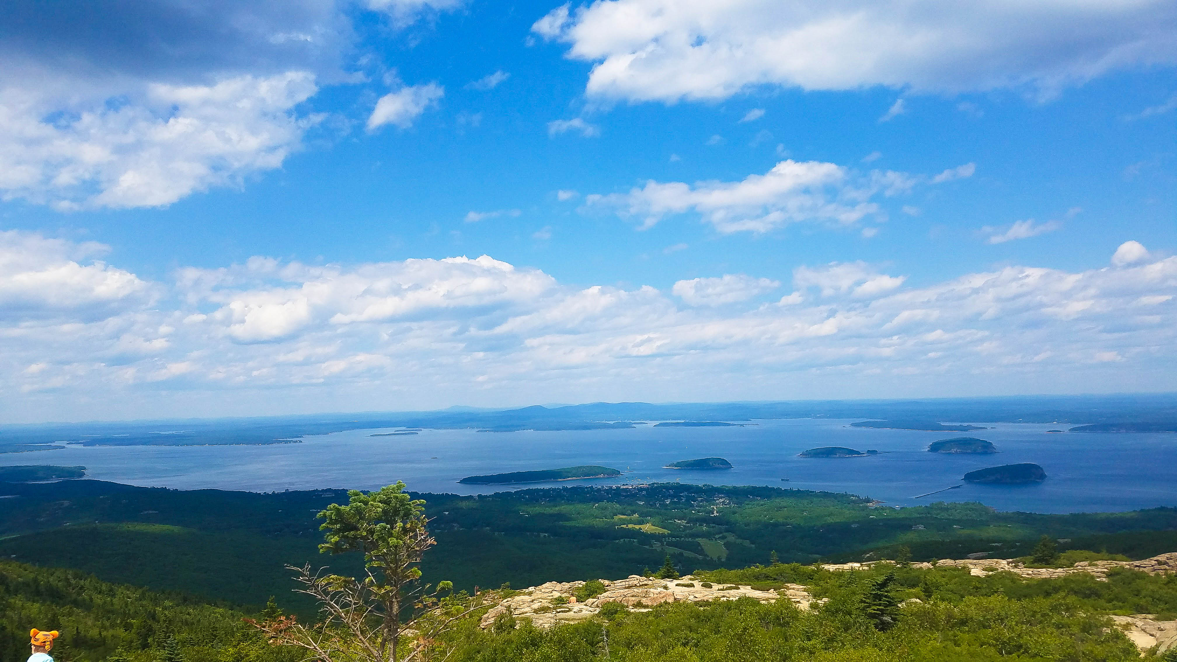 Beginner's Guide to Driving up Cadillac mountain