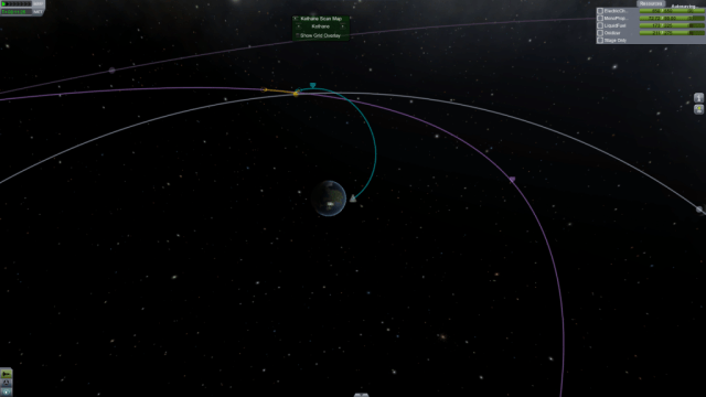 Jeb's course for the Mun. Is this a good transfer? What is a good transfer? What does that even mean?
