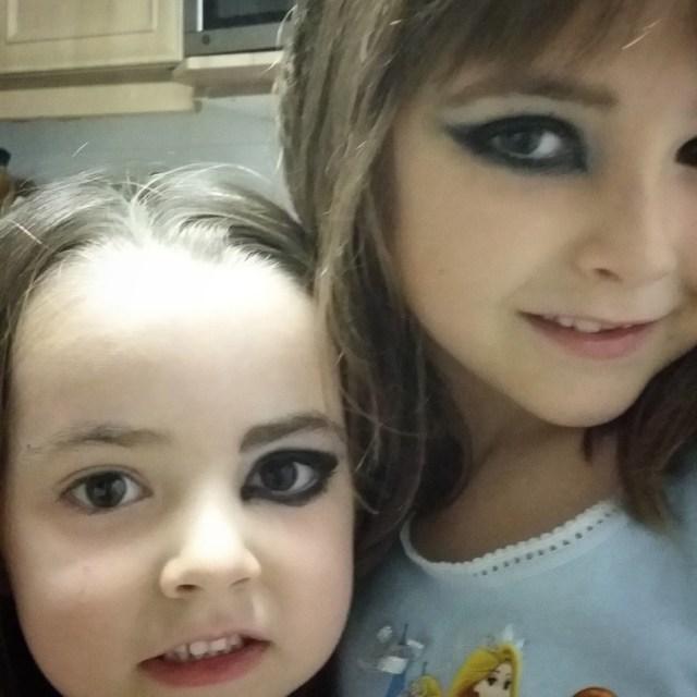 Quorra Tron makeup
