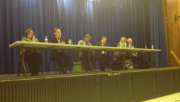 Beacon Hill All-Candidates Debate by Spencer Van Dyk