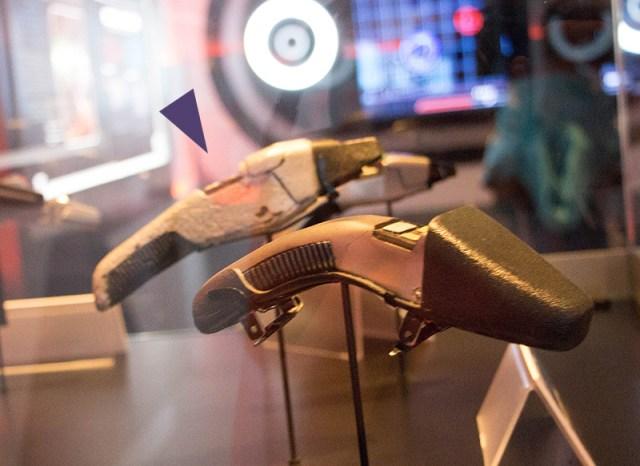 star trek the starfleet academy experience TNG phaser