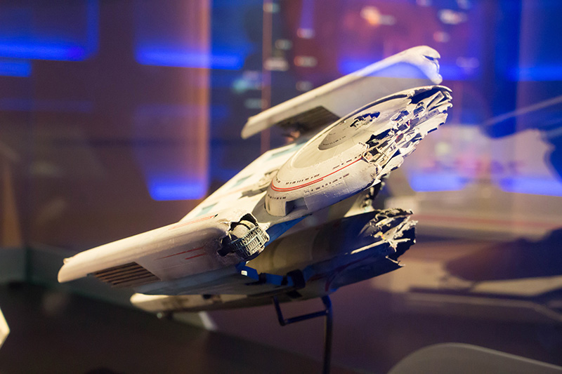 star trek the starfleet academy experience oberth uss vico
