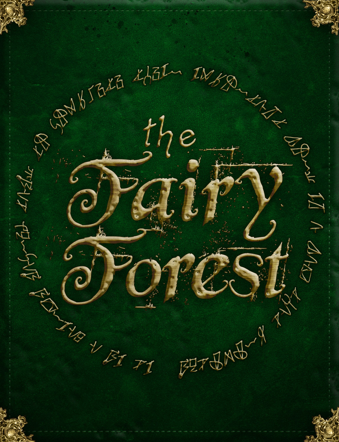 NaNo 2019 - The Fairy Forest