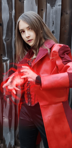 Kids' Scarlet Witch costume from The Avengers