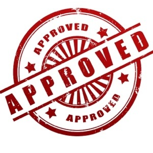 Approved!!