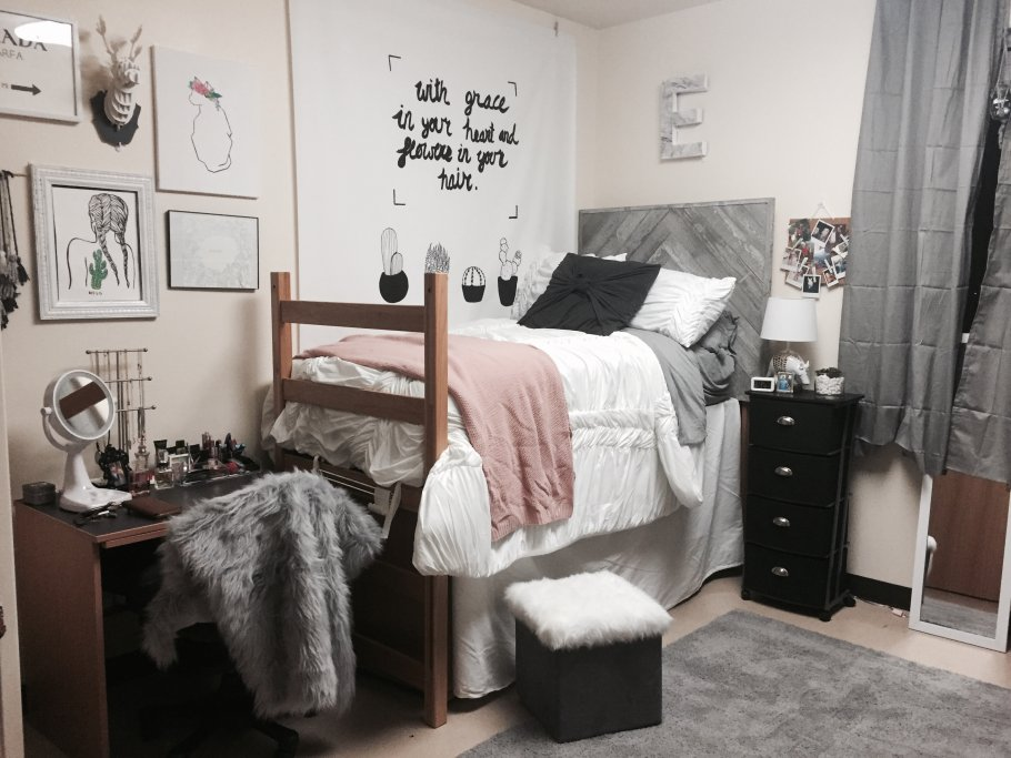 Creative Dorm Room Ideas To Make Your Space More Cozy