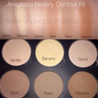 Anastasia Beverly Contour Kit