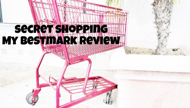 Mystery Shopping My Best Mark Review