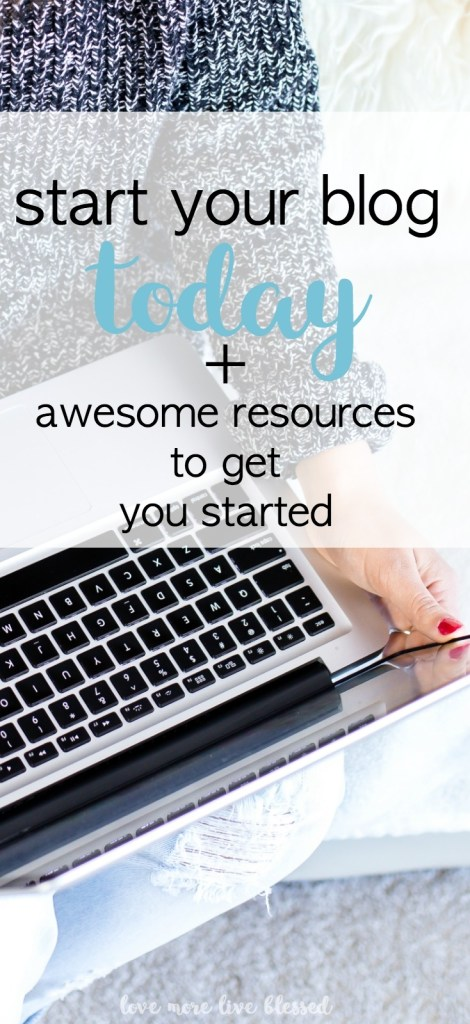 It's almost overwhelming to start a blog, there is so much information everywhere! Here is a great resource list over how to start a blog. Easy steps to follow and blog resources to grow your blog. blogging | how to blog | why should I start a blog | blog