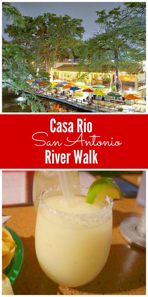 My review of Casa Rio at the San Antonio River Walk.