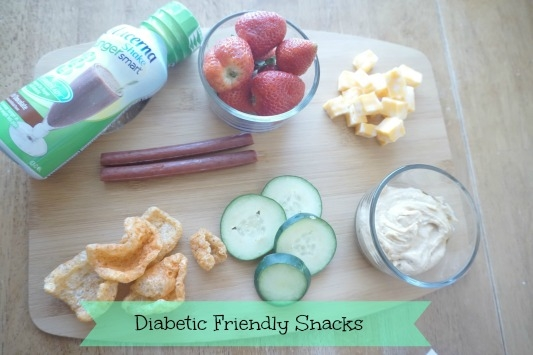 On-the-Go Diabetic Friendly Snacks