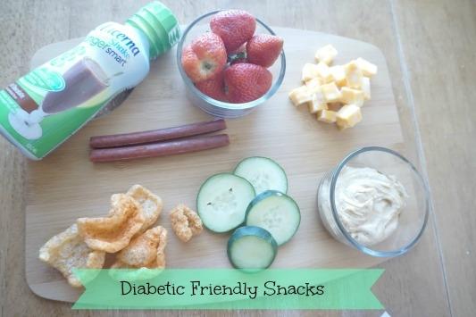 On-the-Go Diabetic Friendly Snacks