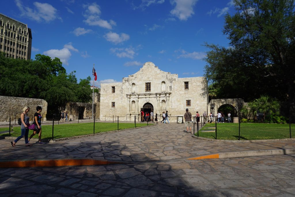 The San Antonio Riverwalk is so much fun to visit. We spent time at the Alamo and Rita's on the River! We loved it!