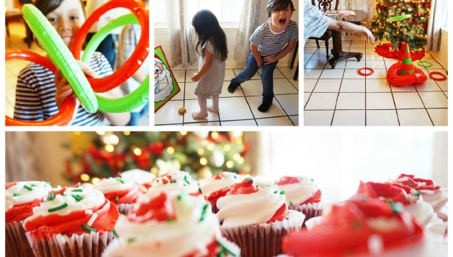 How To Create A Simple & Fun Christmas Party For Kids + Stocking Stuffer Idea