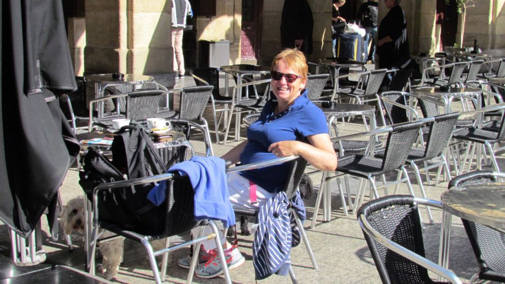 Cafe in San Sebastian