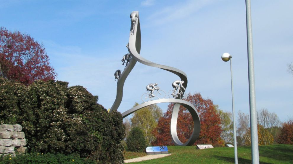 La Tour sculpture