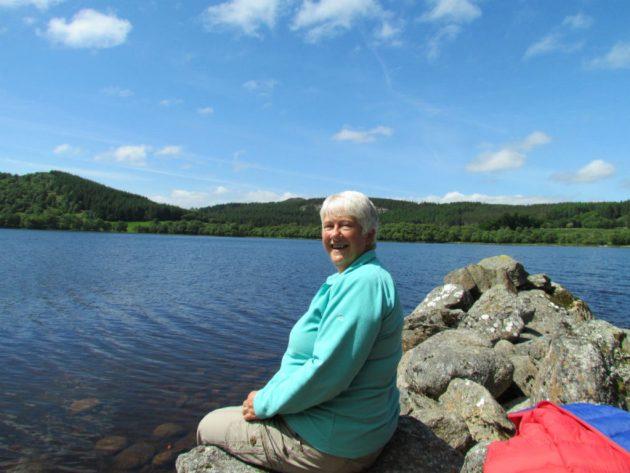 Shirley by Loch Ruthven