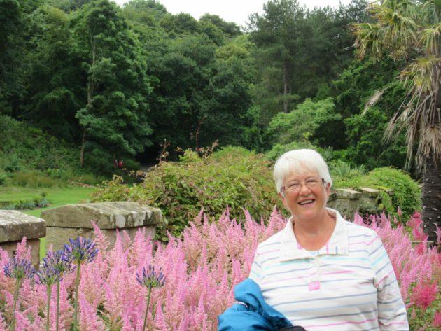 Fabulous gardens at Culzean