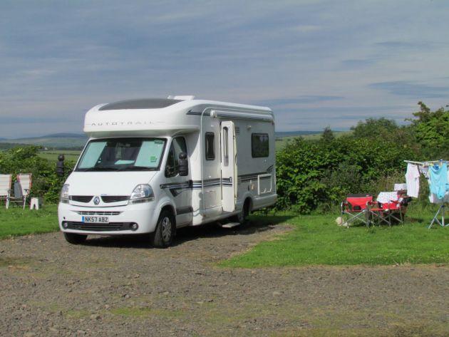 Glengyre Farm pitch
