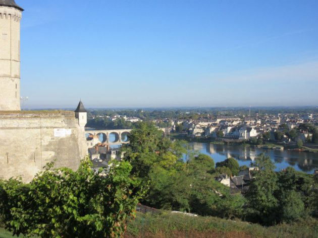 The Loire at Saumur
