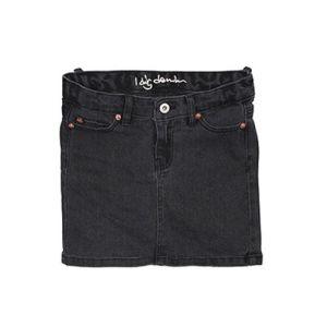 i dig denim Livy Denim Skirt (black)