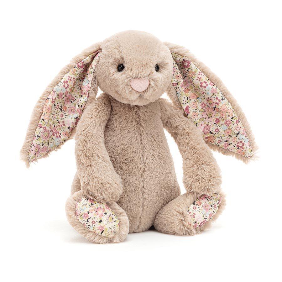 JellyCat Bashful Blossom Bea Beige Bunny Medium