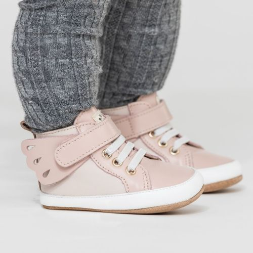 Pretty Brave Hi-Top (butterfly)