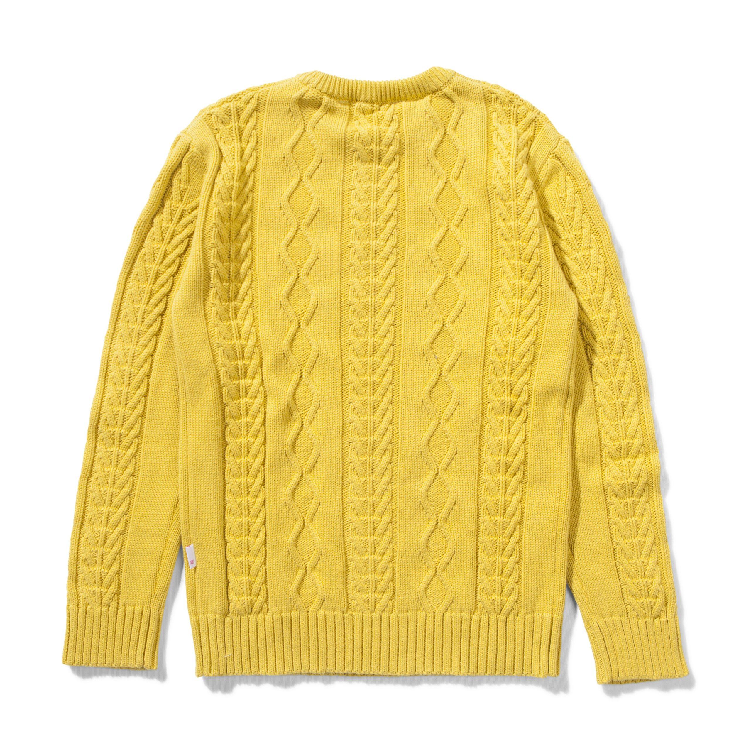 Missie Munster Issy knit (sulphur)