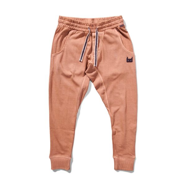 Munster Daynight Trackpant (pigment rust)