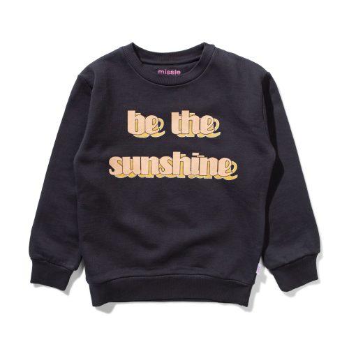 Missie Munster Sunshine Crew (black)