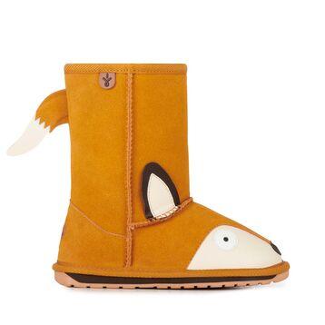 Emu Australia Deer Kids Ugg Boots (chestnut)