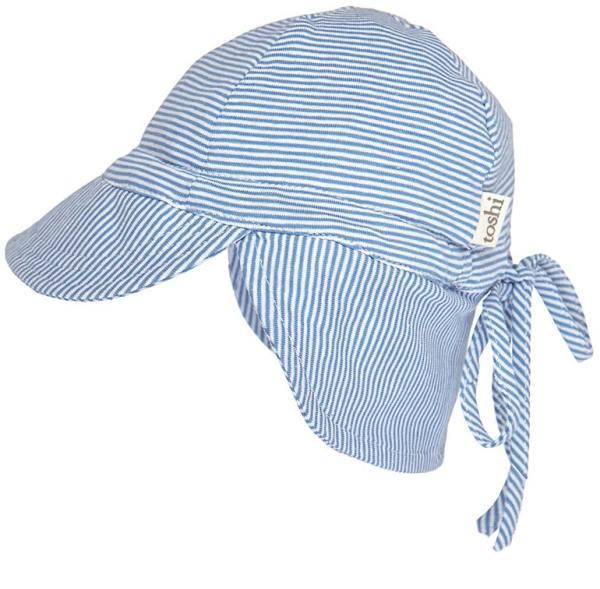 Toshi Flap Cap